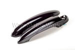 Black Door Handle Overlays R50 R52 R53