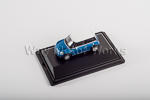 Blue R56 Hatchback Diecast Model