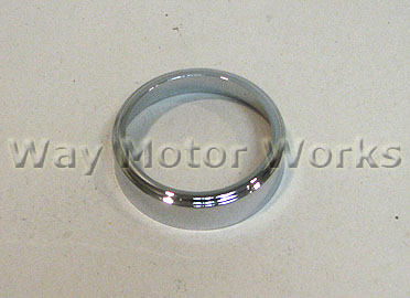 Chrome Brake Reservoir Cap Ring