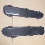 Carbon Fiber Rear Bumper Inserts R52 R53