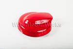 Chili Red Gas Cap Cover R55 R56