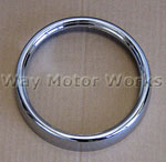 Chrome Speedo Ring R50 R52 R53