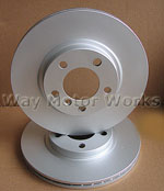 WMW Countryman S R60 Brake Rotors