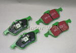 EBC Greenstuff Brake Pads R50/R53