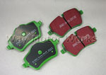 EBC Greenstuff R56 R55 R57 R58 R59 Cooper S Brake Pads