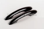 Black Door Handle Covers F56