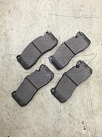 GP2 Textar Brake Pads