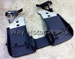 GP 2 Rear Diffuser Kit
