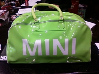 MINI Large Duffle Carry Bag