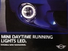 MINI Halo LED Daytime Running / Fog Lights R55 R56 R57 R58 R59 R60 R61