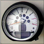 InvisiLens 2nd Gen Tach &amp; Speedo Kit
