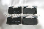 JCW John Cooper Works Brake Pads R56