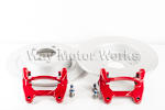 WMW Big Rear Rotor Kit R55 R56 R57 R58 R59