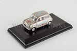 Just Married Classic Mini Diecast Model