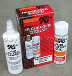 K&N Filter Cleaning Service Kit