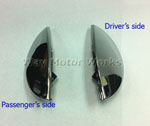 Xenon Headlight Washer Cover R55 R56 R57 R58 R59