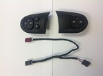Steering Wheel Radio and Cruise Switches R55 R56 R57 R58 R59 R60 R61