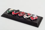 MINI Diecast Model Set