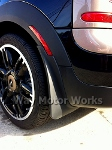 Rear Mud Flaps R55 Clubman