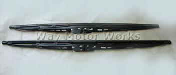 PIAA Wiper Blades for Fiat 500, Abarth