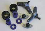 Powerflex Control Arm Bushings and ball joints