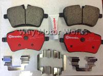 Brembo Ceramic R52 R53 JCW Brake Pads