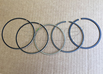 Piston Ring Set R55 R56 R57 R58 R59 R60 R61