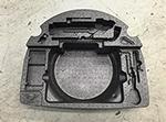 Spare Tire Foam Tool Tray R55 Clubman