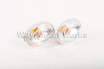 Clear Turn Signals for R55 R56 R57 R58 R59