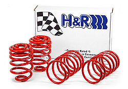 H&R Sport Springs Fiat 124 Spider