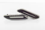 LED Smoke Side Fender Turn Signals R60 R61