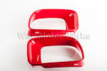 Red Brake Ducts R60 R61