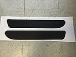 Rear Aero Bumper Decals R52 R53