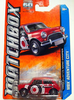 Matchbox Classic Red Mini