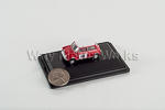Red Classic Mini Diecast Model