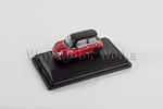 Chilli Red R56 Hatchback Diecast Model