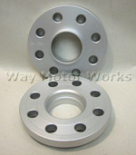 WMW 15mm Wheel Spacers