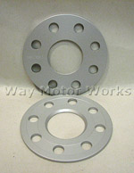 WMW 5mm Wheel Spacers
