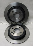 TSW Rotors Plain Face Cooper S R55 R56 R57 R58 R59