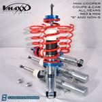 Vmaxx Coilovers R56 R55 R57 R58 R59