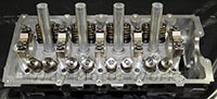 Way Custom Cylinder Head Ported and Polished