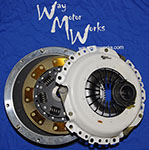 Clutch Master Replacement Clutch Kit Stages 1 - 7