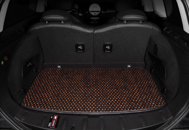 Coco Boot Mat R57 Cabrio