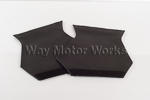 Leather Interior Door Pull Covers R50 R52 R53