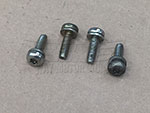 Used R52 R53 Oil Cooler Bolts