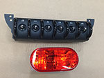Rear Fog Light Kit R50 R52 R53