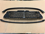 Black Grill and Trim Cooper S R55 R56 R57 R58 R59