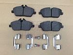 Textar Brake Pads R55 R56 R57 R58 R59 Cooper NON S