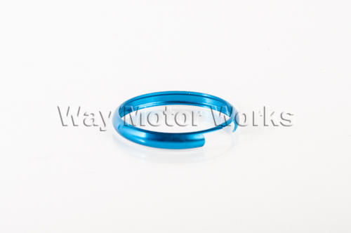 Key Fob Colored Trim Ring