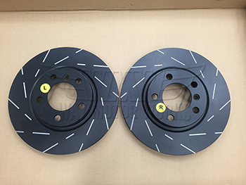 EBC Paceman S R61 Slotted Brake Rotors